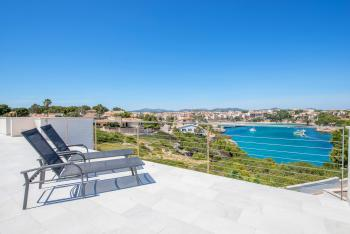 Moderne Villa am Meer - Porto Cristo