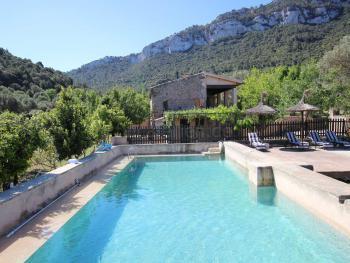 Finca mit eingezäuntem Pool - Valldemossa