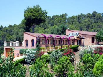 Finca-Hotel im Süden