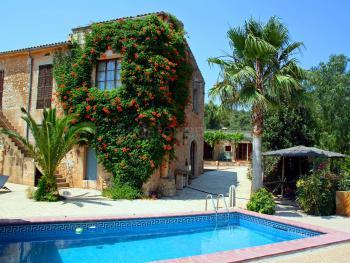 Finca-Hotel auf Mallorca