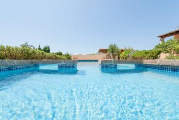 Ferienhaus mit Pool bei Portocolom