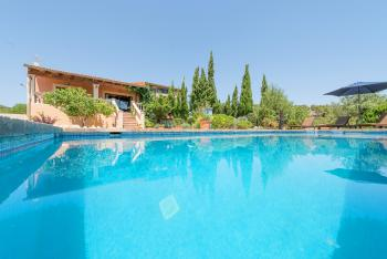 Mallorca Urlaub im Ferienhaus am Golfplatz