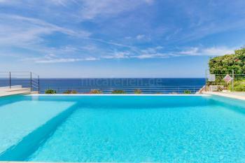 Villa mit Pool und Klimaanlage in Cala Pi