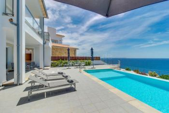 Villa für 8 Personen mit Pool in Cala Pi