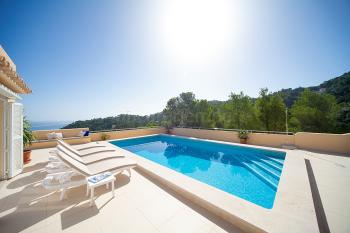 Mallorca Villa am Meer für 8 Personen