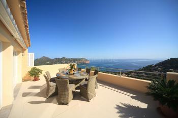 Mallorca Urlaub in Villa am Meer