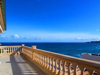 Strandnahe Villa für 12 Personen