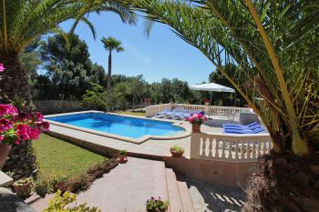 Mallorca Urlaub - große Finca mit Pool