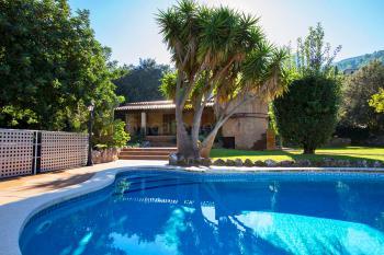 Ferienhaus mit Pool nahe Pollenca mieten