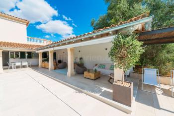 Villa für 8 Personen - Strandurlaub und Relaxen