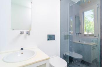 Dusche mit Massagefunktion