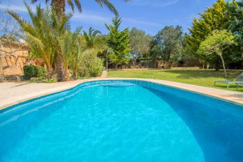 Mallorquine Finca für 8 Personen mit Pool