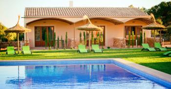Apartments für 2 - 4 Personen bei Campos