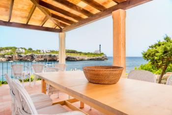 Ferienhaus für 12 Personen am Meer