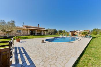 Finca mit Pool und Garten - Mallorca Urlaub