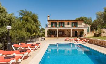 Mallorca Finca mit Pool für 8 Personen