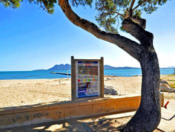 Strandnahe Ferienwohnung - Puerto Pollenca