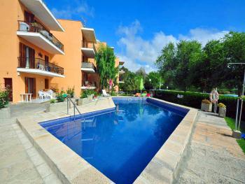 Strandnahe Ferienwohnung in Puerto Pollenca