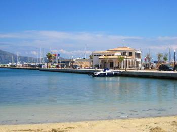 Strand Puerto Pollenca