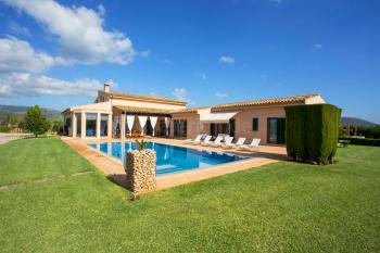 Mallorca Urlaub: Ferienhaus mit Pool