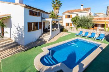 Ferienhaus für 4 Personen in Puerto Pollenca