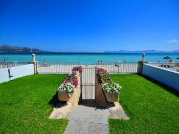 Apartment mit direktem Zugang zum Strand