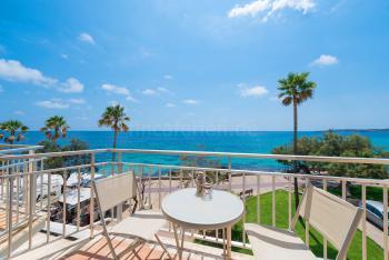 Strandnahe Ferienwohnung in Cala Millor