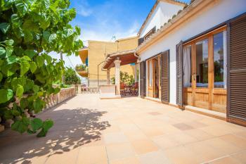 Strandnahes Ferienhaus in Puerto de Alcudia