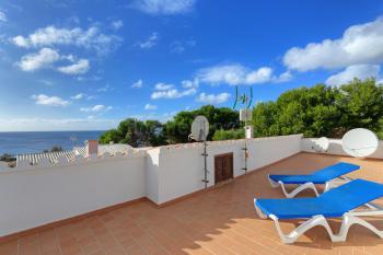 Meerblick genießen - Strandurlaub Menorca
