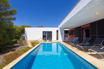 Ferienhaus für 6 Personen in Binibequer