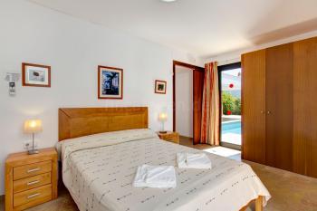 Schlafzimmer (barrierefrei)