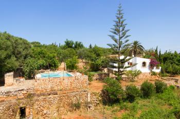 Finca mit Pool bei Ciutadella