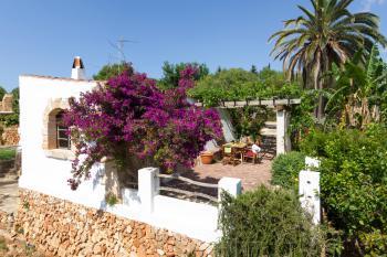 in ruhiger, ländlicher Lage bei Ciutadella
