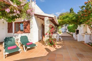 Ferienhaus für 6 Personen in Cala en Porter