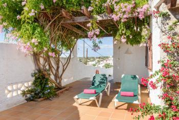 Relaxen im Urlaub auf Menorca
