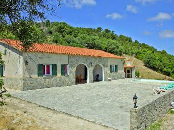 Menorca, Ferienhaus in ruhiger Umgebung