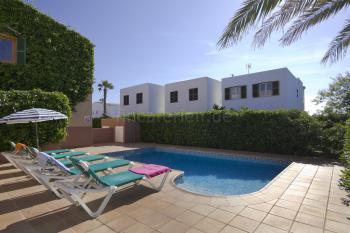 Menorca Urlaub im Ferienhaus am Meer