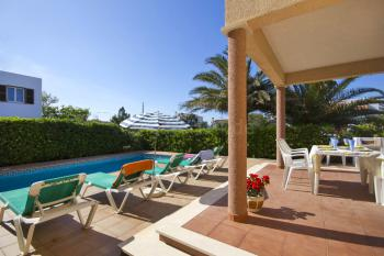 Menorca Strandurlaub - Cala Blanca