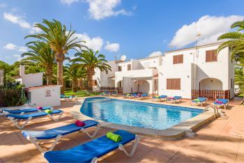 Ferienwohnung für 4 Personen - Cala Blanca