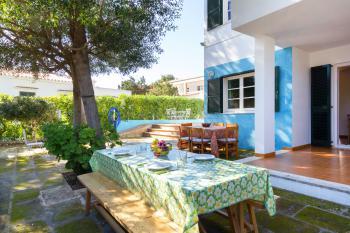 Strandnahes Apartment in Cala Blanca
