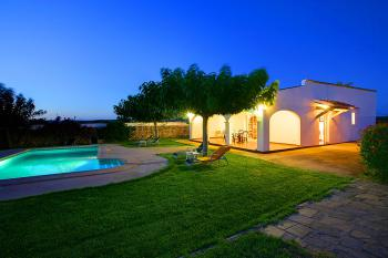 Ferienhaus mit Pool und Garten - Ciutadella