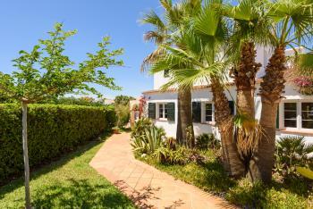Menorca Ferienhaus für 8 Personen