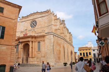 Catedral Santa Maria de Ciutadella