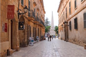 Ciutadella - Blick zum Plaza del Born