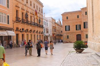 Ferienhaus in der Altstad von Ciutadella