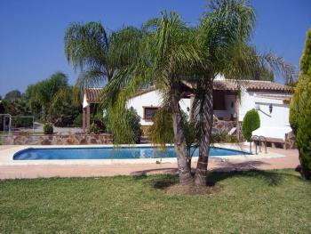 Ferienhaus mit Pool, Costa del Sol