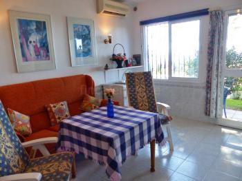 Ferienhaus mit Klimaanlage und Sat-TV