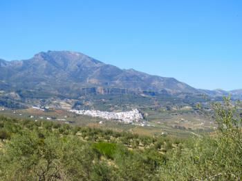 Weiße Dörfer Andalusiens
