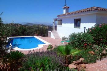 Finca mit Pool im Süden Spaniens