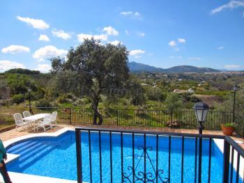 Finca mit Pool bei Alhaurin el Grande